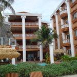 Foto di Athens Gate Beach Resort