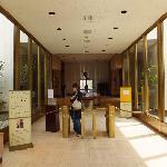 ティムケン美術館入口