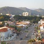 city of Guaratingueta front view
