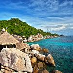 Photo de Koh Tao Bamboo Huts
