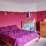 Raspberry Room