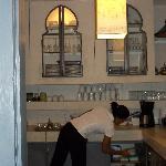 cuisine du riad