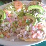 Ceviche Tostados