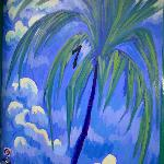 Palms # 7 door