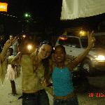 Las Terrenas by night