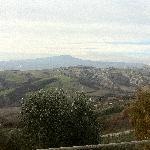 Vista panoramica dal Poggio (Monte Amiata)