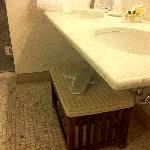 Bagno stanza 203