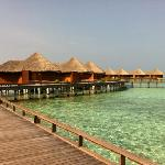 Baros watervillas