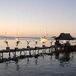 Evening at Sanbis Resort