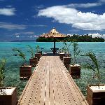 The Jetty at The Lodge