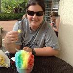 shave ice and popcorn at uncle's!