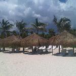 The Grand Luxxe beach