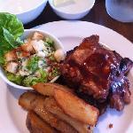 spare pork ribs