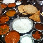Jyoti's Special Thali
