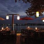 Kong View Restaurant, Vientiane, Laos