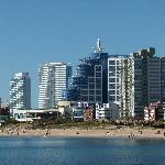 Playa Mansa - Vista Ciudad