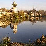 Mararie-Antoinette's estate - Versailles