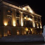 Lerchenhof di sera