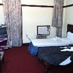 the A/c delux room