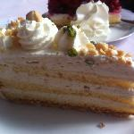 nut torte