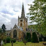 Holy Trinity Church, Stratford on Avon