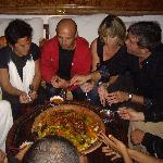 "Best Royal Couscous party in Marrakech in ""Dar Najat's Kitchen"""