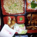 Chicken Terriyaki Bento