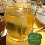 Delicious and warming tea for breakfast - Elegant