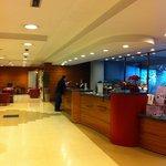 reception hotel Ibis