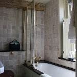 Baño de la habitación Mayor Roberts