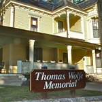 Thomas Wolfe's Homestead