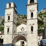 Kirche in Kotor