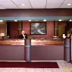 Quality Inn & Conference Center Front Desk
