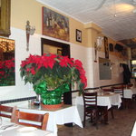 IL Fornaio on Mulberry Street in Little Italy NYC