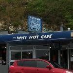 why not cafe , Kaikoura