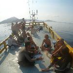 Morning Dive Briefings