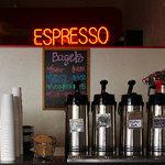 Espresso too!