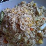 Pork Kao Pad (fried rice)