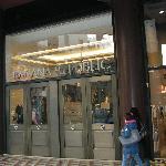 Shops of Corso Vittorio Emanuele