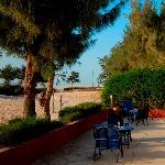 Photo of Hotel Mermoz on the beach