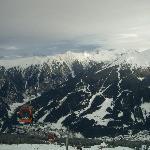 mountains near Bad Gastein