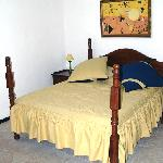 suite master bed