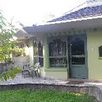 Room from outside
