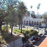 35-Salta-Hotel Alejandro I Internacional: Vista desde el solárium