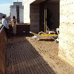34-Salta-Hotel Alejandro I Internacional: Solárium