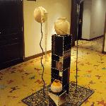 7-Salta-Hotel Alejandro I Internacional: Hall de distribución piso 6º