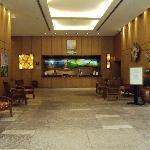 5-Salta-Hotel Alejandro I Internacional: Amplio lobby