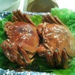 very nice female crabs,looks great!!!