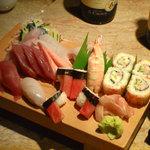 The Sushi!