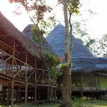 Instalaciones del Lodge
